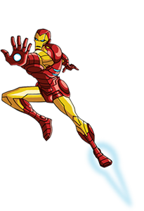 Iron man animated avengers - photo#14