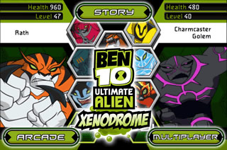 Ben 10 Ultimate Alien: Xenodrome