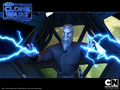 Wallpaper Dooku - Force Lightning