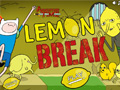 Lemon Break | Adventure Time Games