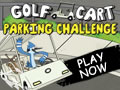 Regular Show - Golf Cart Parking Challenge