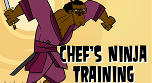 Chef's Ninja Training