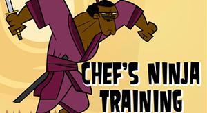 Chef's Ninja Training