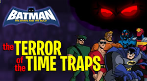 The Terror Of The Time Traps
