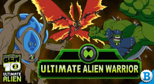 Ultimate Alien Warrior