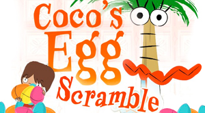 Coco's Egg Scramble