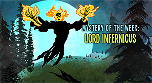 Crystal Cove Online: Lord Infernicus