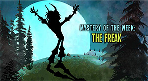 Crystal Cove Online: The Freak