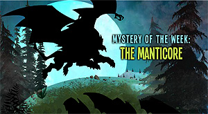 Crystal Cove Online: The Manticore