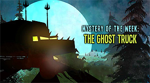 Crystal Cove Online: The Ghost Truck