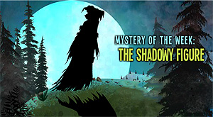 Crystal Cove Online: The Shadowy Figure