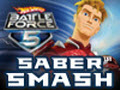 Hot Wheels Battle Force 5 - Saber Smash