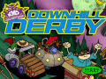 Codename: Kids Next Door - Downhill Derby