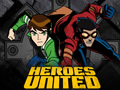 Ben 10 / Generator Rex Heroes United | Cartoon Network Games