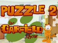 The Garfield Show - Garfield - Puzzle 2