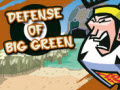 Hero 108 - Mr. No Hands Defense Of Big Green