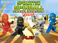 Ninjago: Masters of Spinjitzu - Spinball Snake Invasion