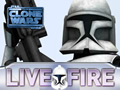 Star Wars™ The Clone Wars ™ - Live Fire