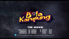 Bola Kampung The Movie - Trailer 1