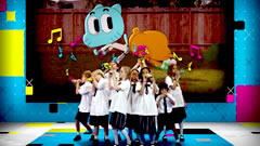 Gumball Crazy Choir
