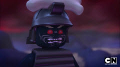 Sensei Wu vs. Lord Garmadon
