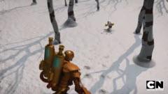 Zane vs Robot