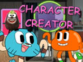 Character Creator | The Amazing World of Gumball