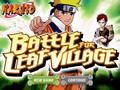 Battle For Leaf Village | Naruto Games